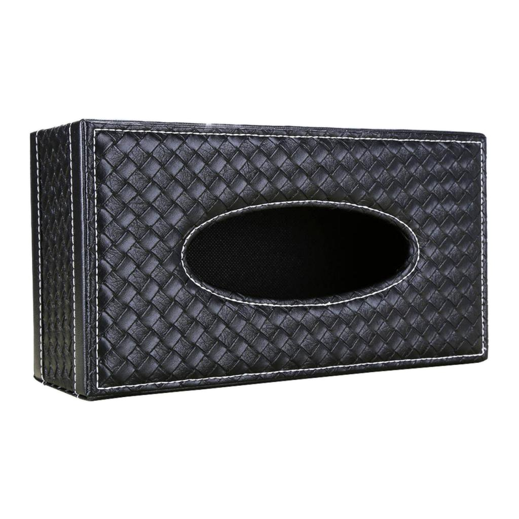 Fityle PU Leather Tissue Boxes Home Hotel Car Napkin Dispenser Case Customizable, It can be customized, and can be produced according to the drawings and samples.
