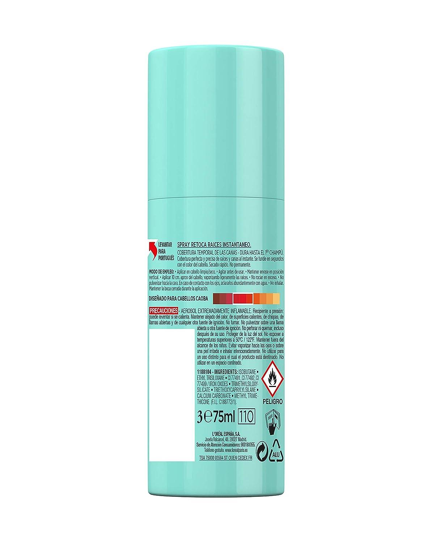 LOreal Paris Spray Retoca Raíces Magic Retouch Rubio - 75 ml: Amazon.es: Belleza