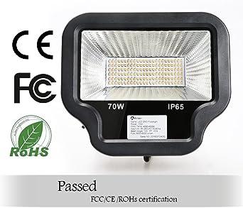 Anten 70W LED Foco Proyector Reflector de Iluminación para ...