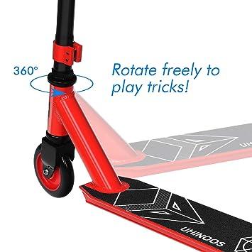 Amazon.com: UHINOOS Stunt Scooter Pro Scooters para ...