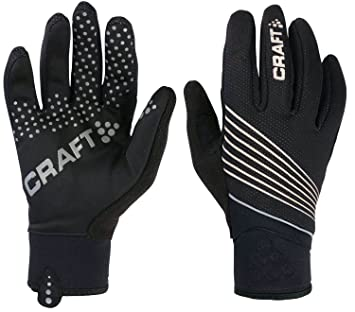Craft Storm Glove, Black, X-Small