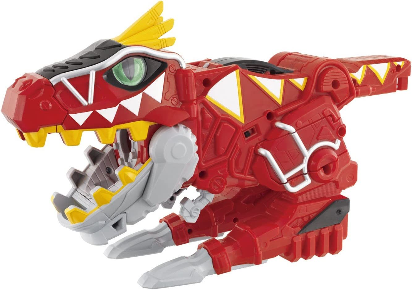 Power Rangers Dino Charge Morpher Gabutyra de Carnival Kyoryuger Zyudenchi Set