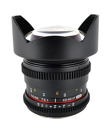 Review Rokinon Cine CV14M-N 14mm