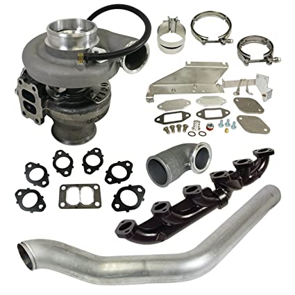 BD Diesel 1045256 Super B 700 Turbo Kit SX-E S369 A/R Ration