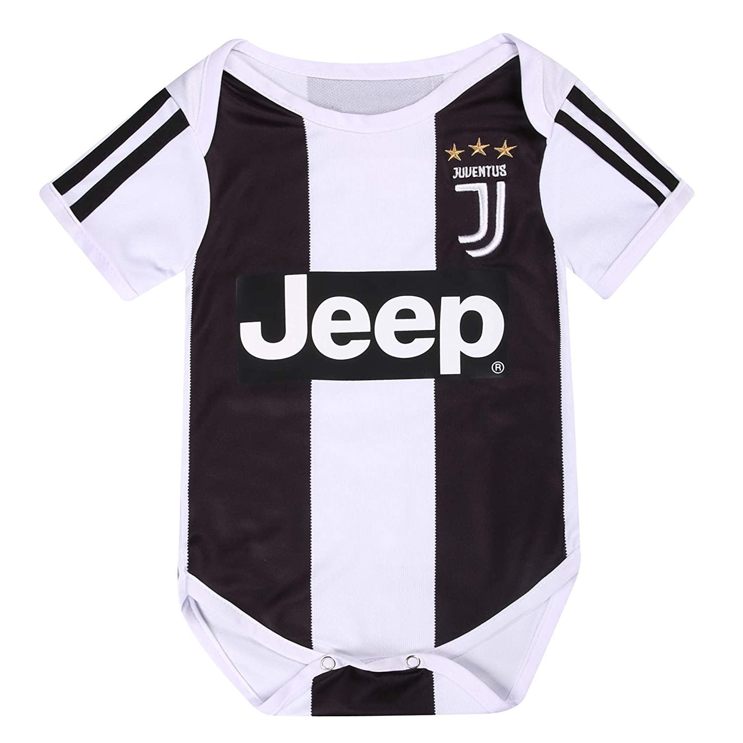 Amazon.com: NUMBERSUIT JUVE # 7 Ronaldo Traje de bebé F.C. ...