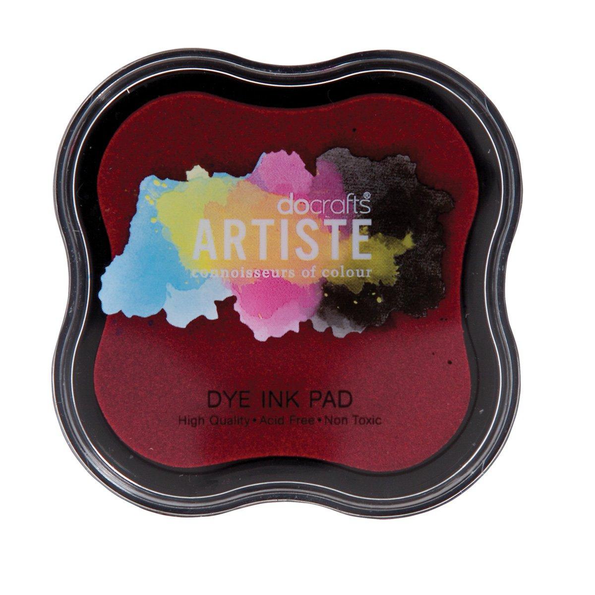 negro Artiste Dye Ink Pad
