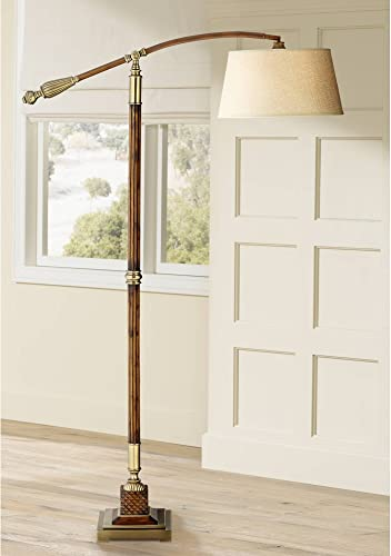 Uttermost Monroe Adjustable Downbridge Arc Floor Lamp