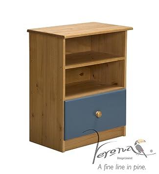 Verona Design Gela dos estantes y una cajonera antigua ...