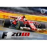 F1 2018 - Formule 1 calendrier mural 2018