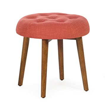 Awe Inspiring Amazon Com Home Collection Vintage Orange Mid Century Caraccident5 Cool Chair Designs And Ideas Caraccident5Info