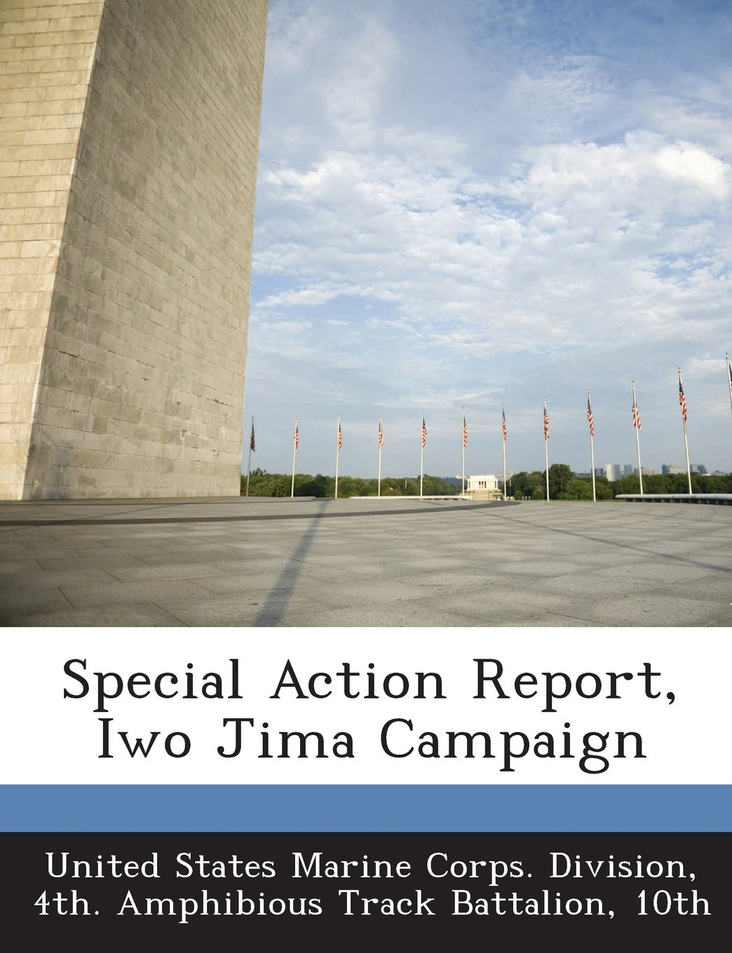 Download Special Action Report, Iwo Jima Campaign ebook