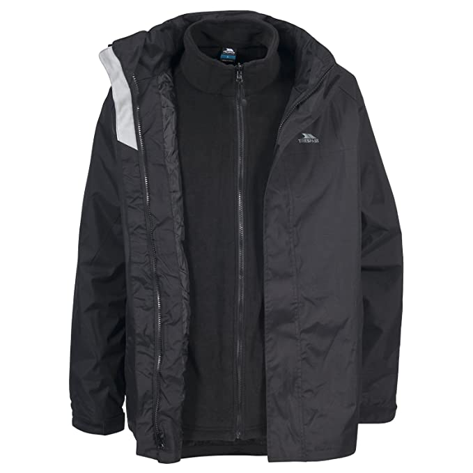 select for newest full range of specifications 50% price Trespass Men's Brano 3-in-1 Jacket