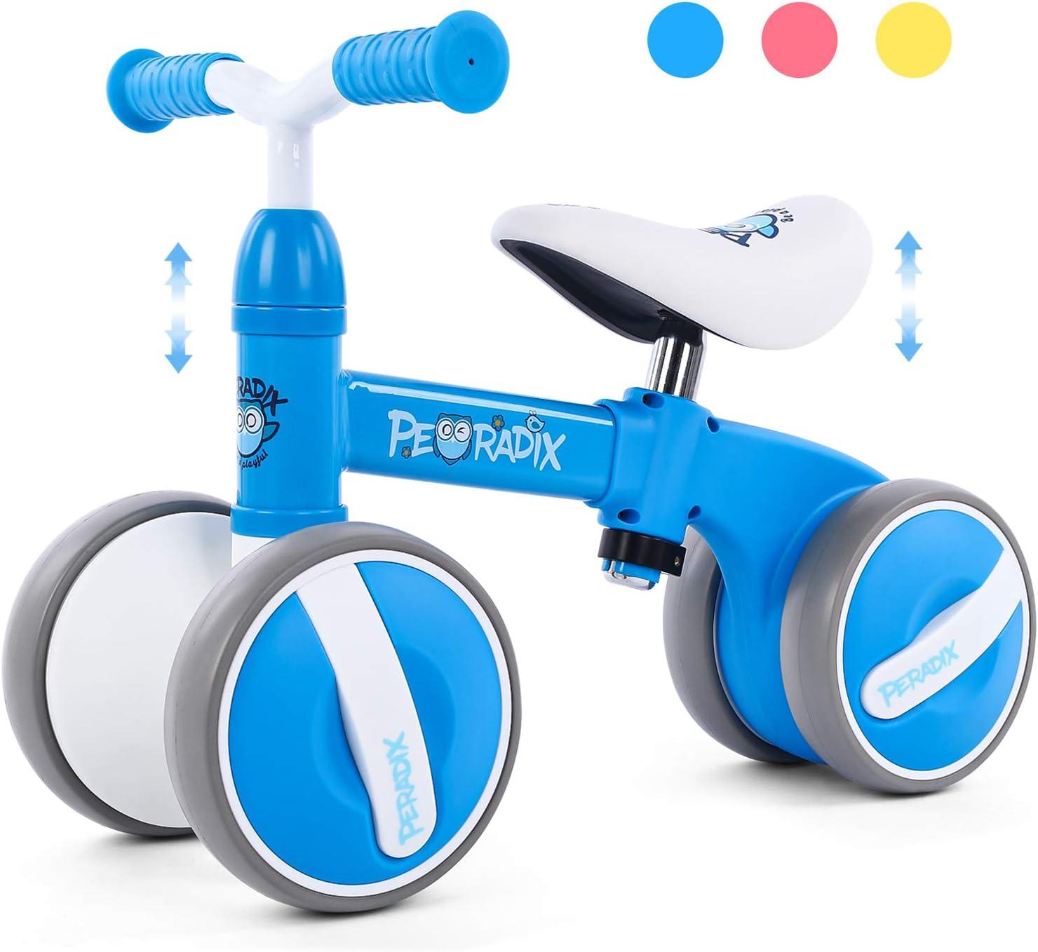 Peradix Adjustable Baby Balance Bike