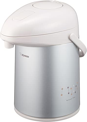 ZOJIRUSHI glass air pot press only pot 2.2L metallic gray AB-RB22-HM