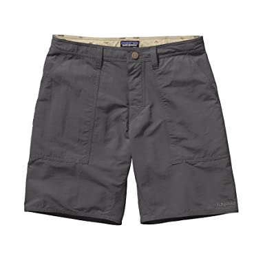 6c16afacdce Patagonia Wavefarer Stand-up Shorts - Men s Forge Grey 30