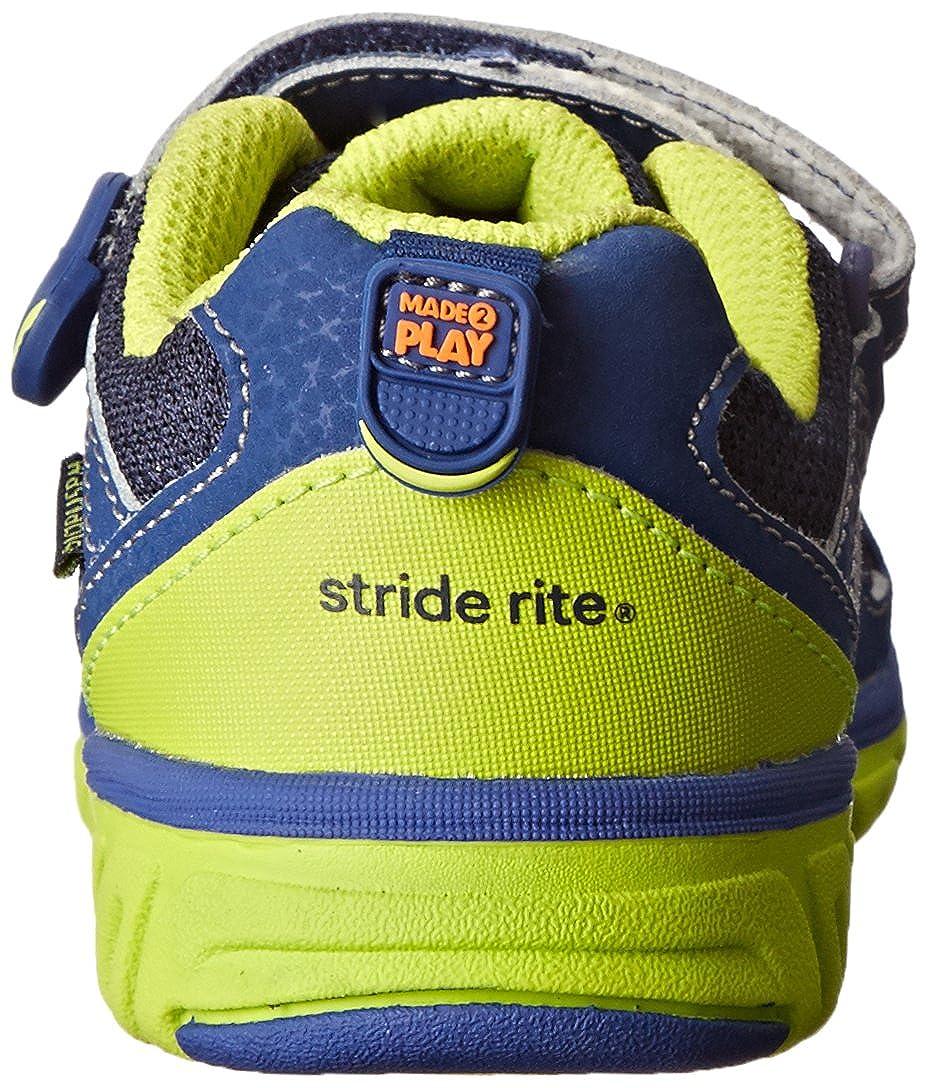Stride Rite Made 2 Play Baby Jake Sneaker Toddler
