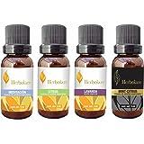 Paquete 4 aceites relajación marca Herbolare