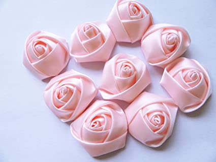 8cb6f6230f4ed YYCRAFT Pack of 30 Satin 4d Rose 1.5