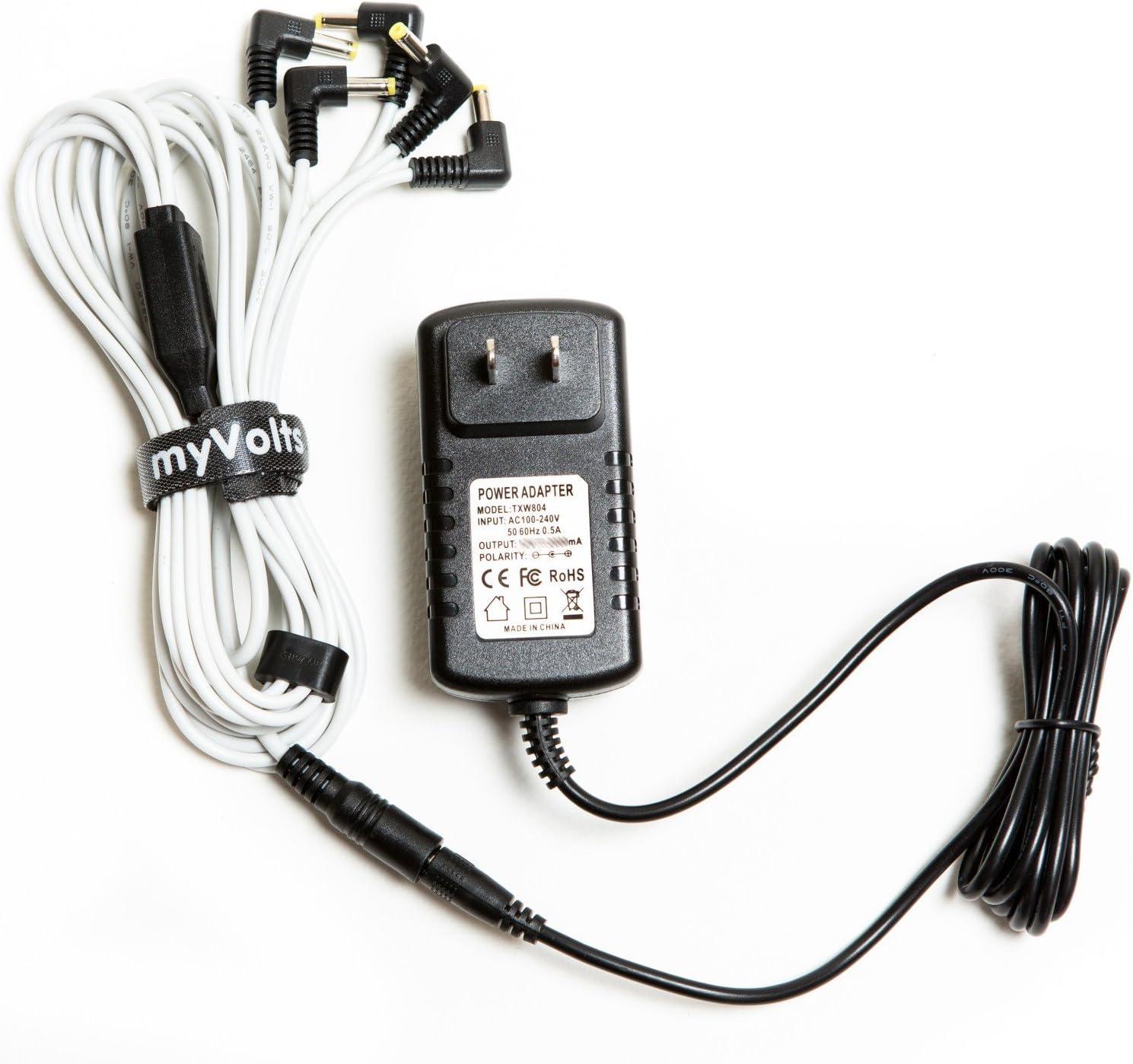 Korg 9V600MACPP Volca Power Adapter