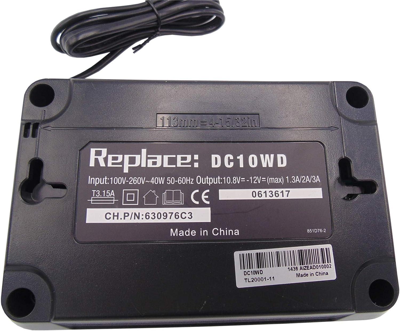 Bater/ía para Makita DC10WA 197339-1 Golem-power 12 V BL1016 2000 mAh BL1021B DF031D DF0331D TD110D JR103D JR105D HSS01D HP332D DC10SB