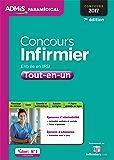 Concours Infirmier - Entrée en IFSI - Tout-en-un: Concours 2017