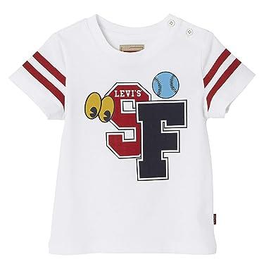 a968fa4dda Levi s kids Camiseta Bebé-para Niños  Amazon.es  Ropa y accesorios