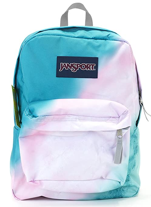 7802d88e526a Amazon.com  Jansport Superbreak Backpack (multi sun fade ombre)  Sports    Outdoors