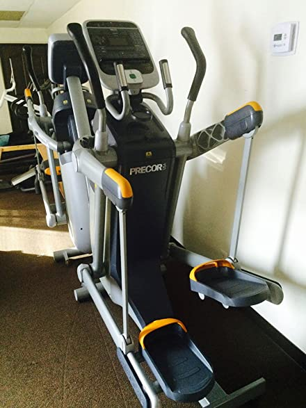 71kmHKm2 L._SY587_ amazon com precor amt 100i adaptive motion trainer sports  at gsmportal.co