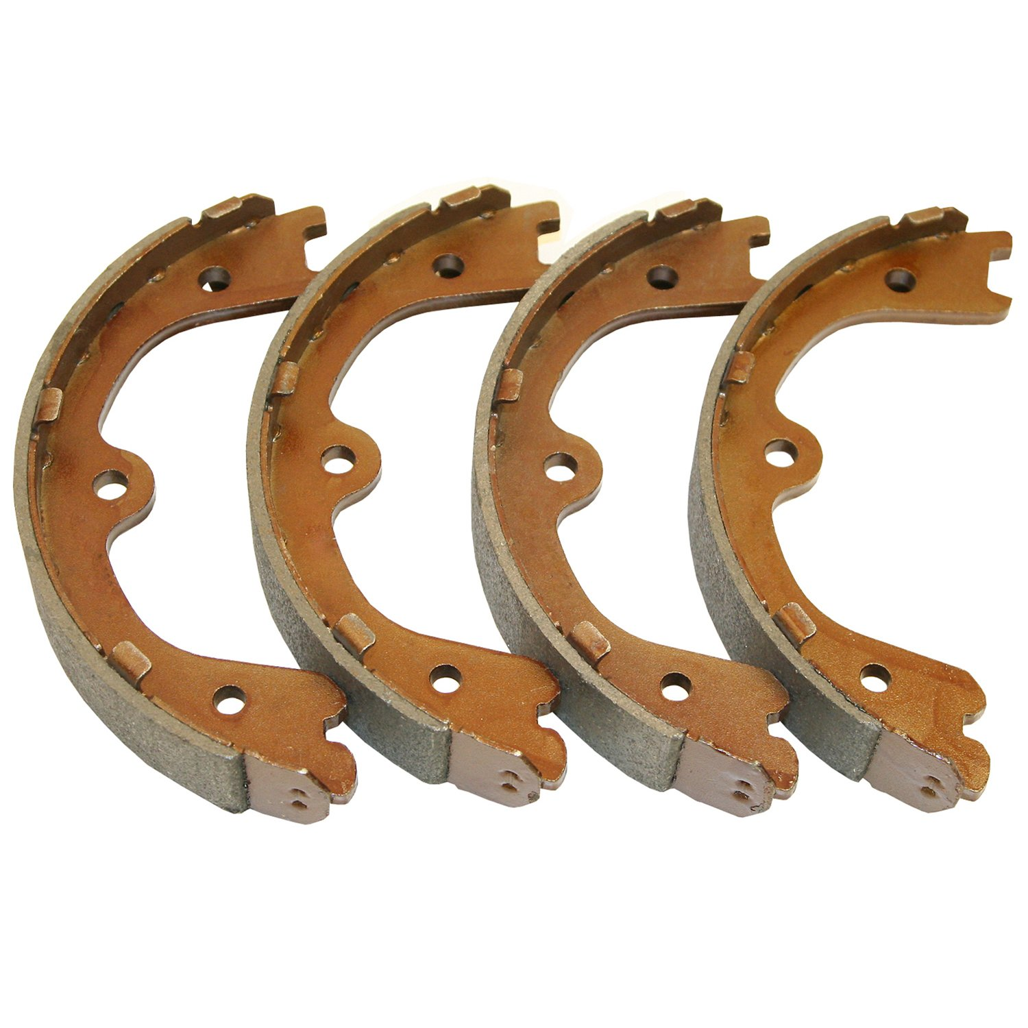 Beck Arnley 081-3203 Emergency Brake Shoe