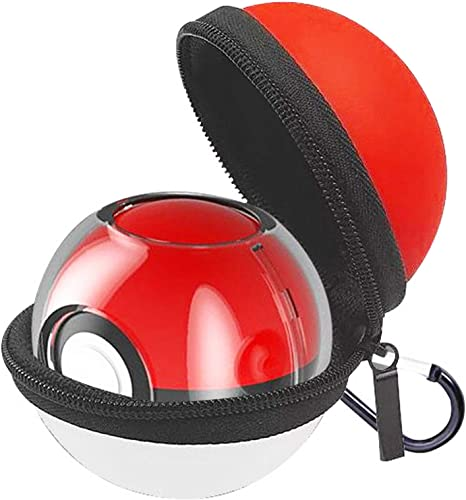 Funda de transporte para Pokeball Plus, Tendak portátil de viaje ...