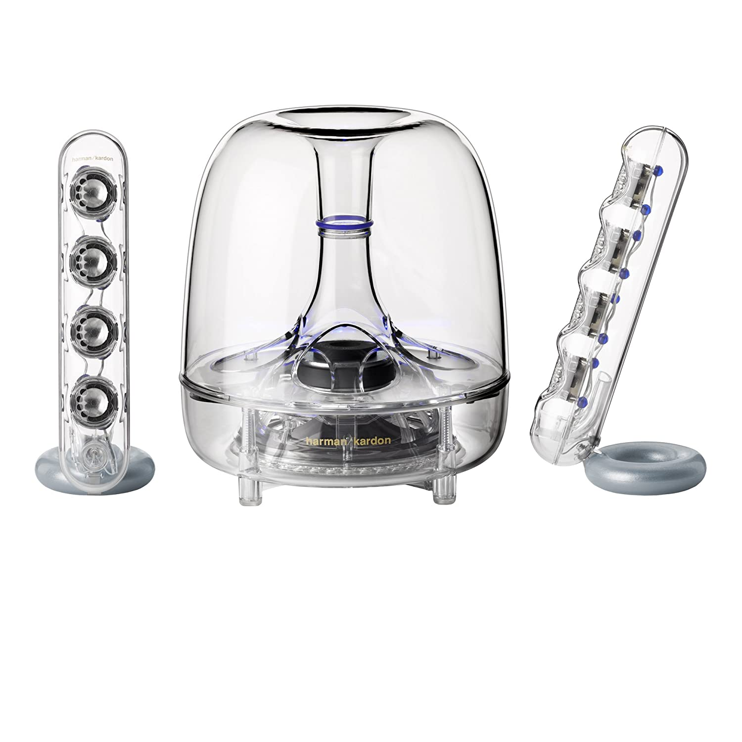 Harman kardon SoundSticks II – PC Multimedia Speaker System D32089 Category PC Speakers