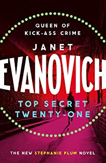 Top Secret Twenty One A Witty Wacky And Fast Paced Mystery