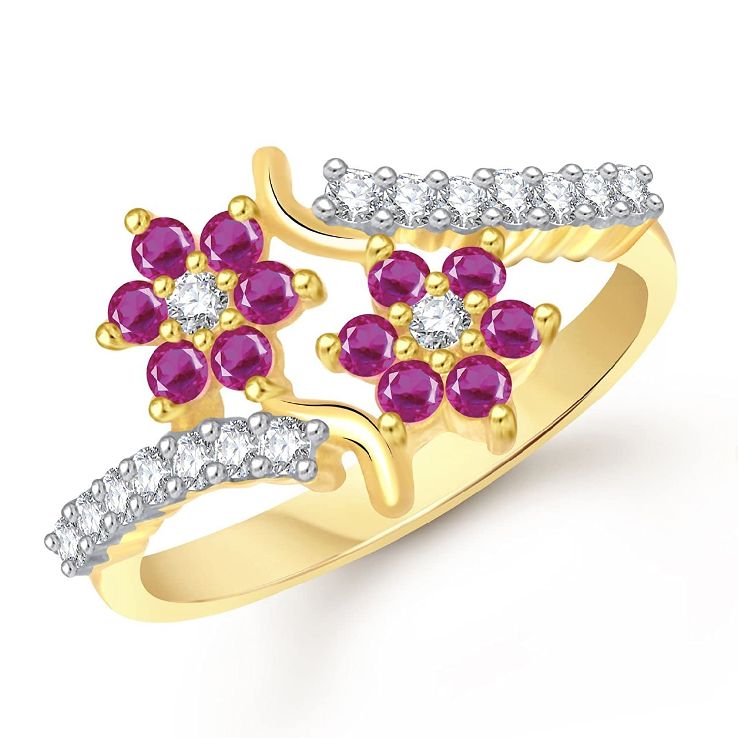 online swarovski gold ring in rings design buy best prices jewellery with at silver price
