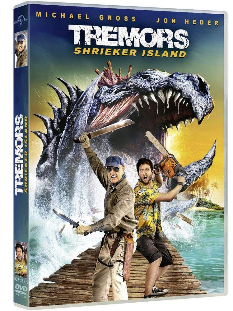 Tremors : Shrieker Island [Francia] [DVD]: Amazon.es: Michael ...