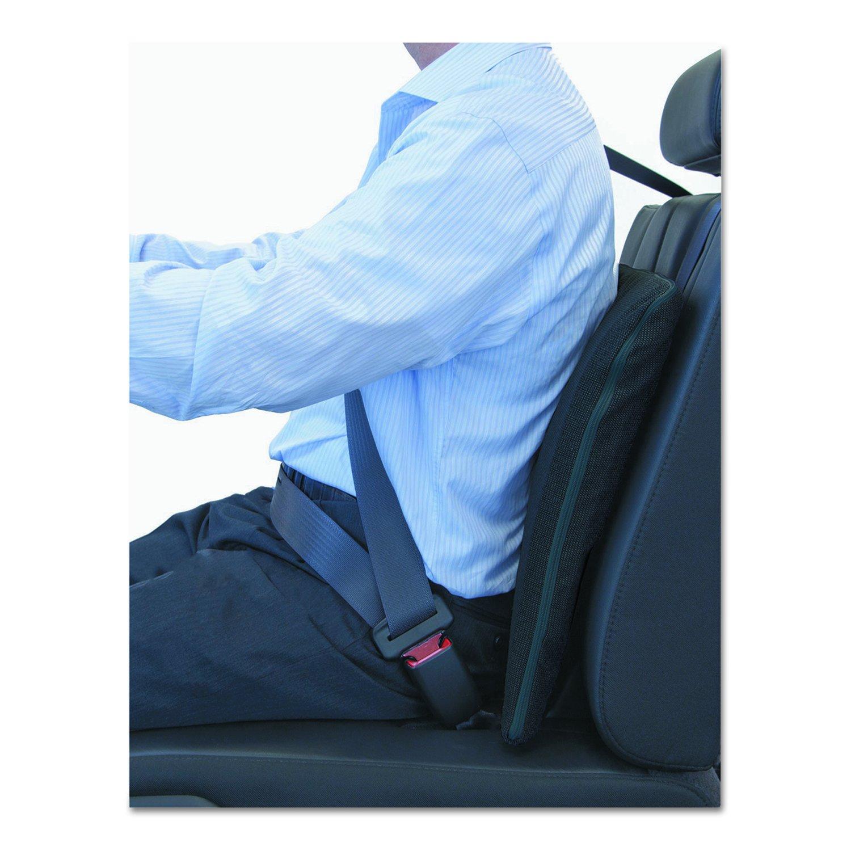 Amazon.com: The ComfortMakers Deluxe Self-Adjustable Seat Back ...