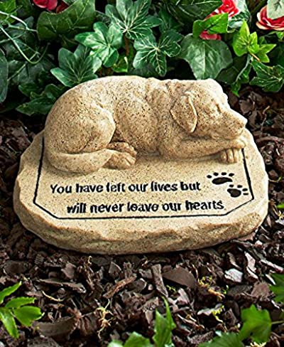 CT DISCOUNT STORE Dog Memorial Stone