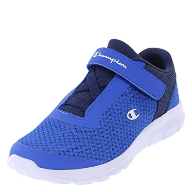 8045f6a3823 Champion Blue Navy Boys  Gusto Strap Cross Trainer 2.5 Regular