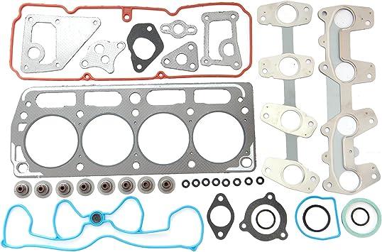 Exhaust and Intake Valves Fits 94-97 Chevrolet Isuzu 2.2L OHV 8v VORTEC
