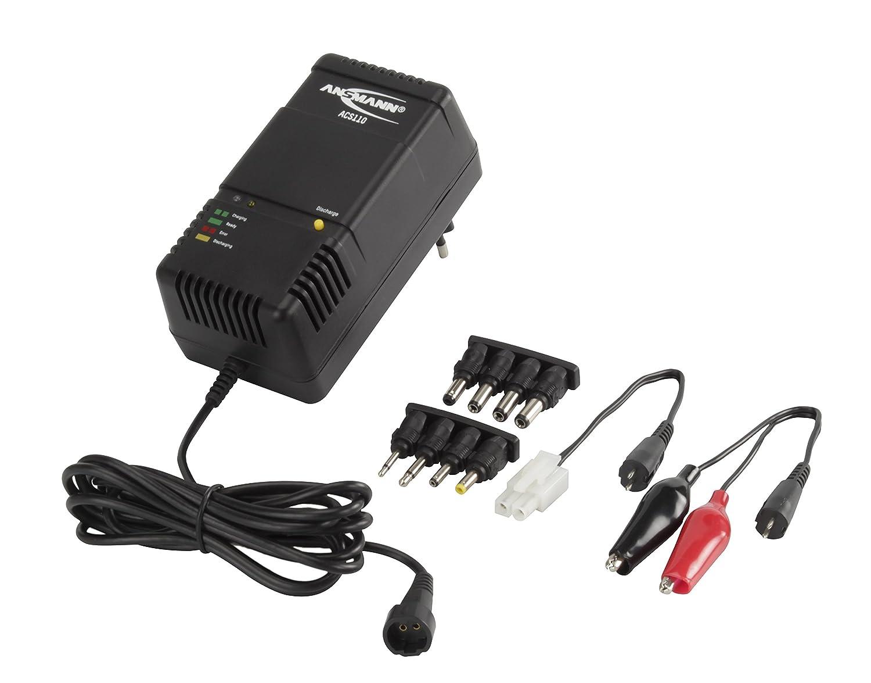 ANSMANN caricabatterie NiMH/NiCd batteria ANSMANN AG 1001-0023