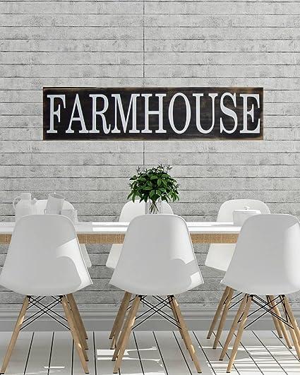 Amazon.com: Farmhouse Sign Farmhouse Decor Farmhouse Wall Decor ...