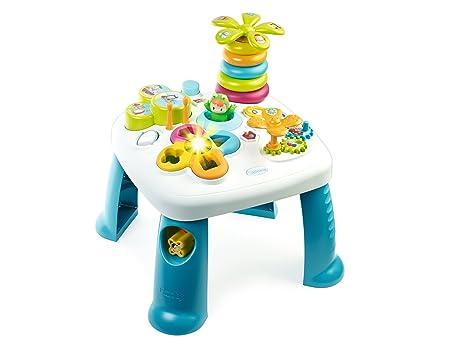 Banco Di Lavoro Giocattolo Smoby : Smoby cotoons tavolo per attività blu amazon