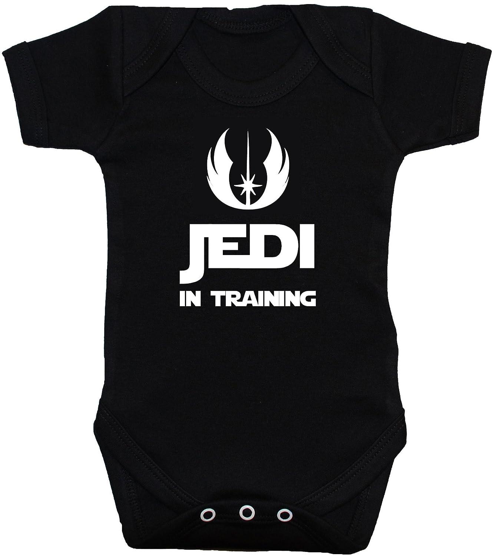 chaleco Romper camiseta 0 a 24 meses Jedi en el entrenamiento Bodysuit del beb/é