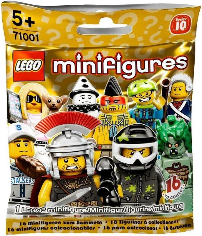 Lego Minifigures Series 10 Blind Bag #71001