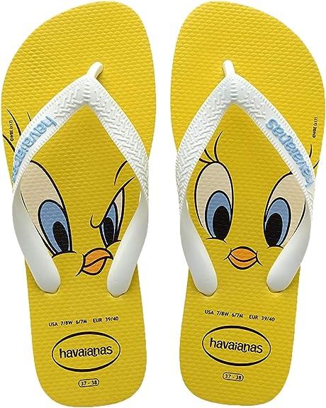 Havaianas Looney Tunes Infradito Unisex-Adulto