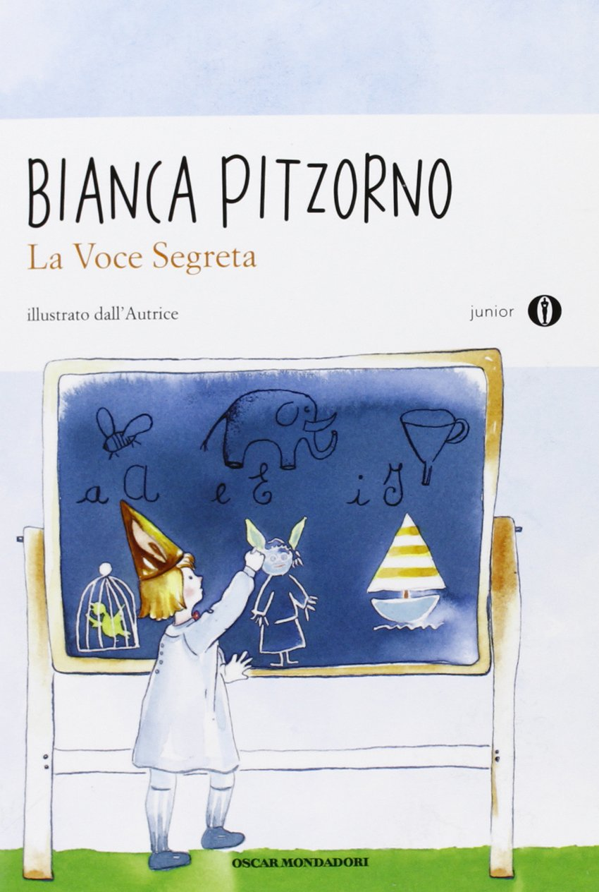 Amazon.it: La voce segreta. Oscar Junior - Pitzorno, Bianca - Libri