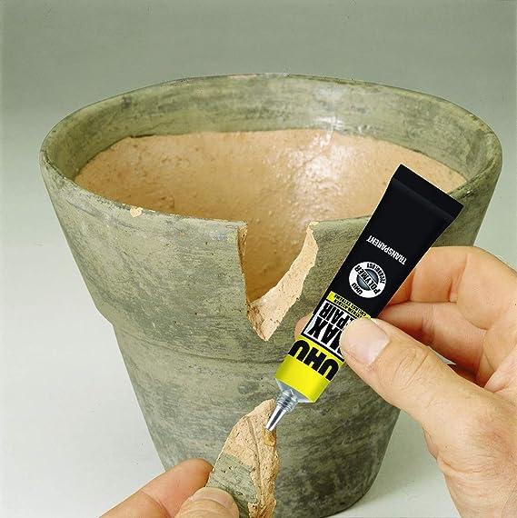UHU Max Repair Extreme Pasta Adhesivo de polímero 20 g - Goma ...
