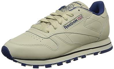 Reebok Classic Leather, Zapatillas de Trail Running para Mujer: Amazon.es: Deportes y aire libre