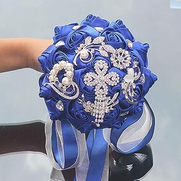 Rinestone Bouquet Handle