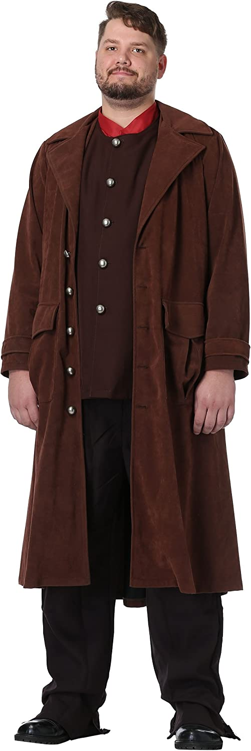 Charades Harry Potter Deluxe Hagrid Plus Size Mens Costume