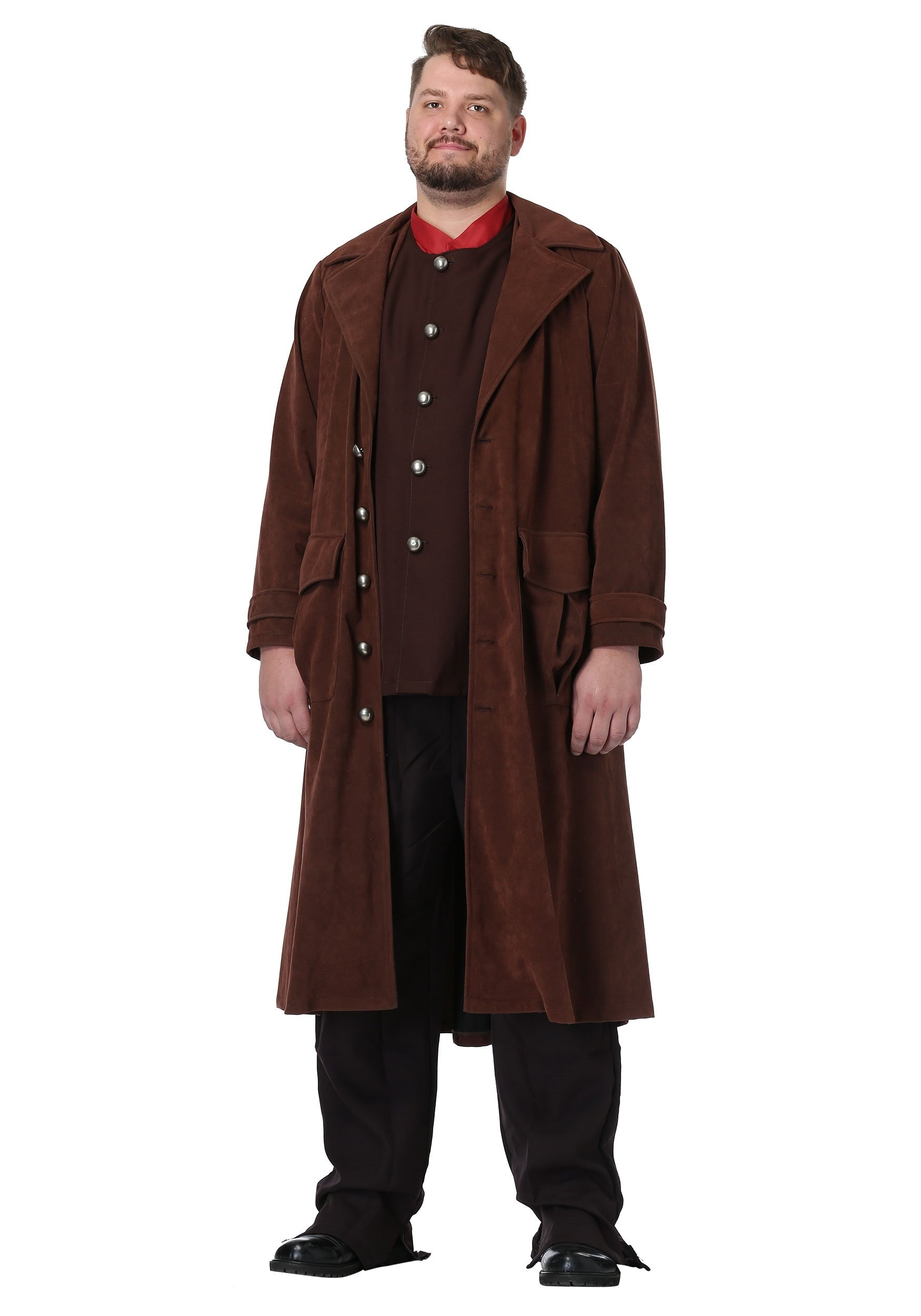 Harry Potter Deluxe Hagrid Plus Size Mens Costume 3X